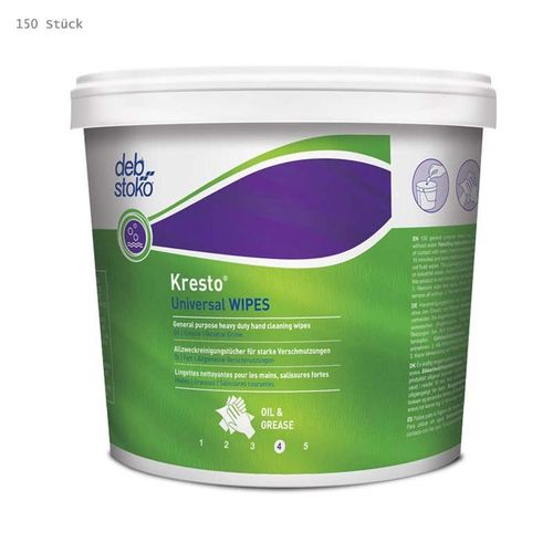 Kresto® Universal WIPES Handreinigungstücher